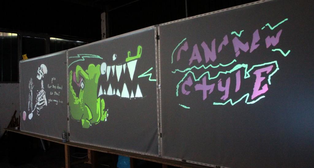 Crocodile shouts by PNÖM