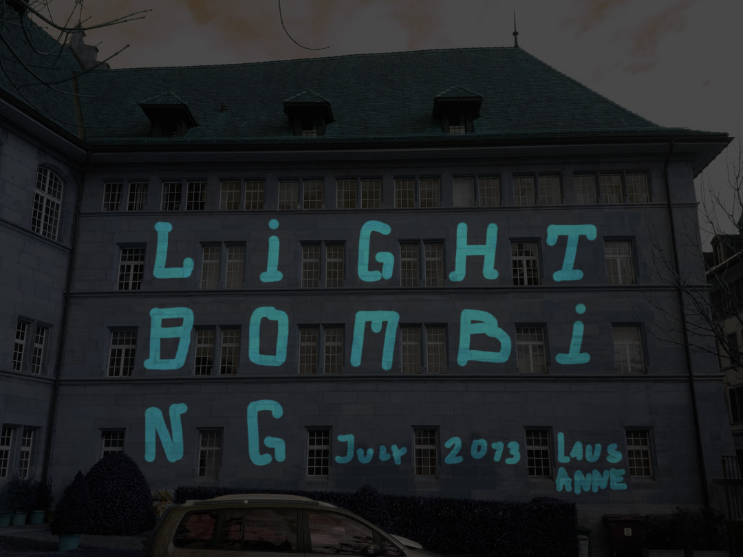 Simulation Light Bombing