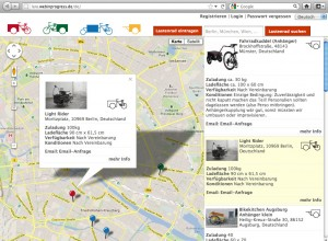 Screenshot from http://lara.webinprogress.de/de/